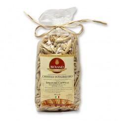 Cavatellini integrali - Pasta Senatore Cappelli Artigianale 500 gr.