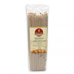 Linguine - Pasta Integrale Senatore Cappelli Trafilata al Bronzo 20x500g