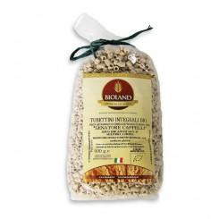 Tubettini - Pasta Integrale Senatore Cappelli Trafilata al Bronzo 12x500g