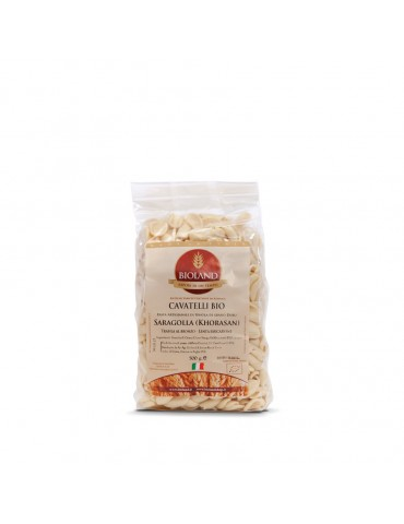 Cavatelli - Pasta Saragolla Lucano (Khorasan) Artigianale 12x500g