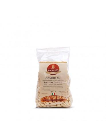 Cavatelli - Pasta Senatore Cappelli Artigianale 500g - 12 pz