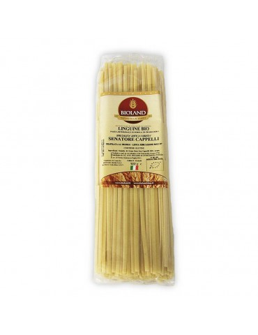 Linguine - Pasta Senatore Cappelli  Trafilata al Bronzo 500g