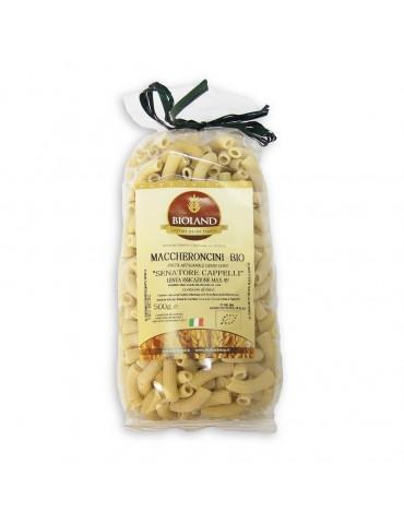 Maccheroncini - Pasta Senatore Cappelli  Trafilata al Bronzo 12x500g