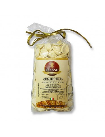 Orecchiette - Pasta Saragolla Lucano(Khorasan) Artigianale 500g