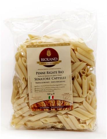 Penne - Pasta Senatore Cappelli Trafilata al Bronzo 12x500g