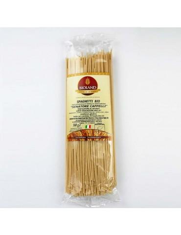 Spaghetti - Pasta Senatore Cappelli  Trafilata al Bronzo 500g