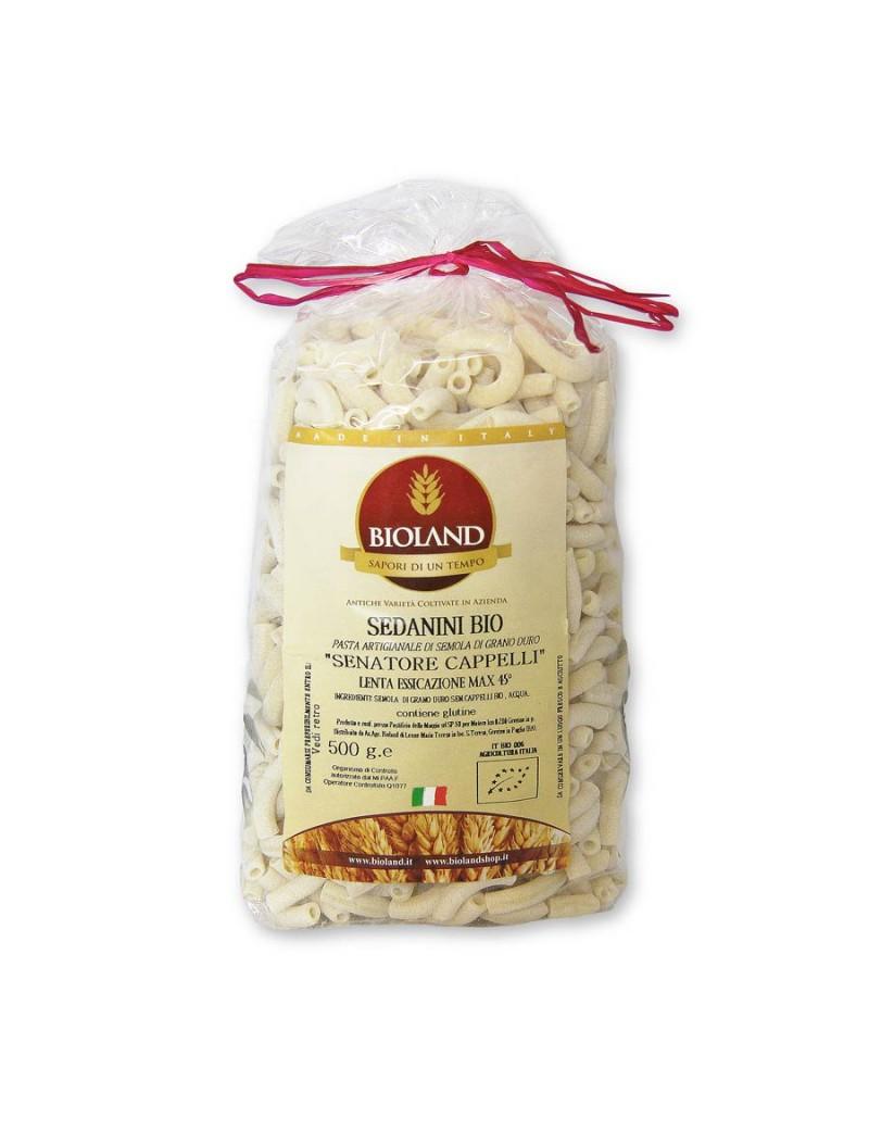 Sedanini - Pasta  Senatore Cappelli Trafilata al Bronzo 500g