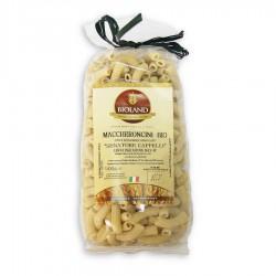 Maccheroncini - Pasta Senatore Cappelli  Trafilata al Bronzo 500g 12 pz