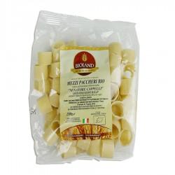 Mezzi Paccheri - Pasta Senatore Cappelli  Trafilata al Bronzo 250 - 12 pz