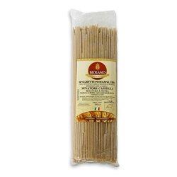 Spaghetti - Pasta Integrale Senatore Cappelli Trafilata al Bronzo 20x500g