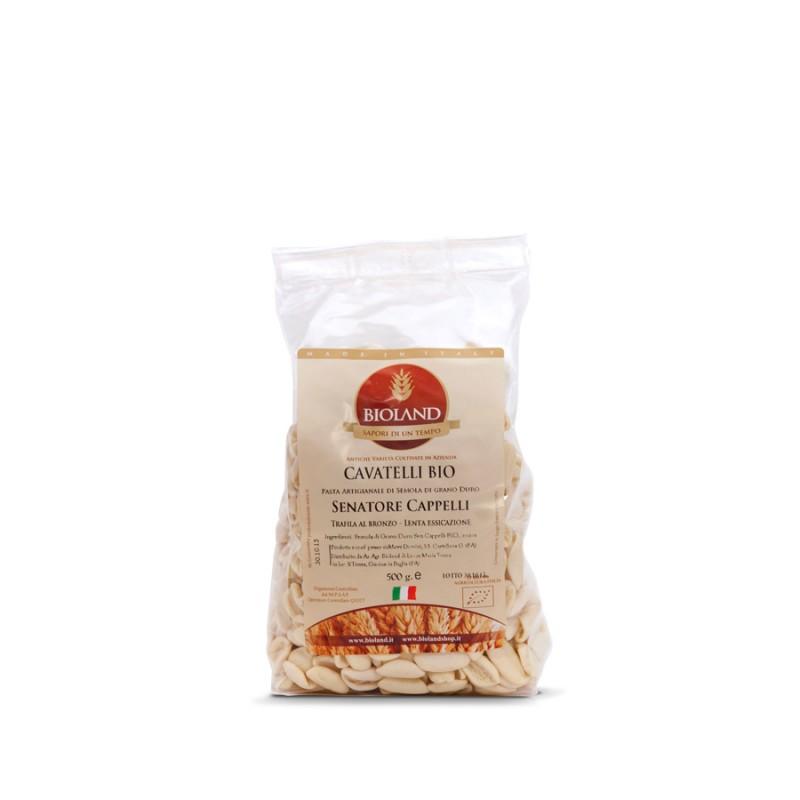 Cavatelli - Pasta Senatore Cappelli Artigianale 500g