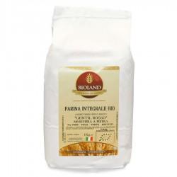 Farina Integrale Gentil Rosso 5Kg - 4 pz