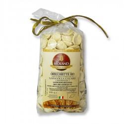 Orecchiette - Pasta Saragolla Lucano (Khorasan) Artigianale 500g - 12 pz