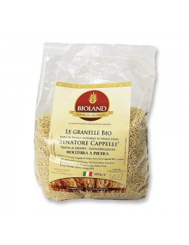 Le granelle - Pasta Integrale Senatore Cappelli Trafilata al Bronzo 500g