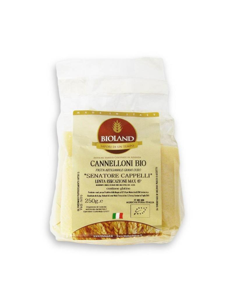 Cannelloni - Pasta Senatore Cappelli Trafilata al Bronzo 250g OFFERTA