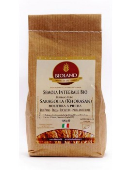 Semola Integrale Saragolla (Lucano)25Kg